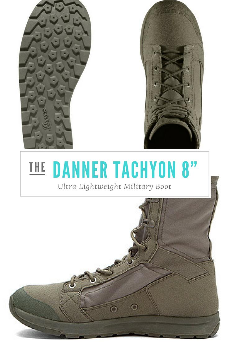 """a5cd50a1977 Danner Tachyon 8"""" Ultra Lightweight Military Boot Danner Boots Men"""