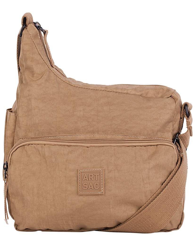 6bbb1dbea Artsac Scoop Top Cross Body Bag in 2019   Products   Bags, Crossbody ...