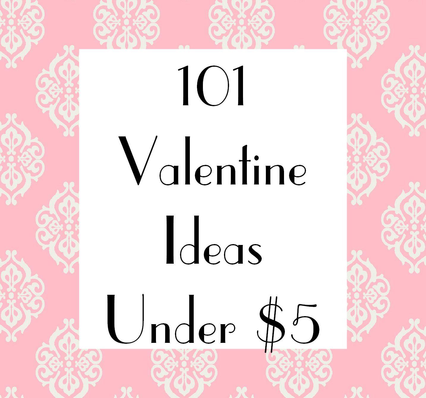 Some Great Ideas Here--Mud Pie Studio: 101 Valentine Ideas