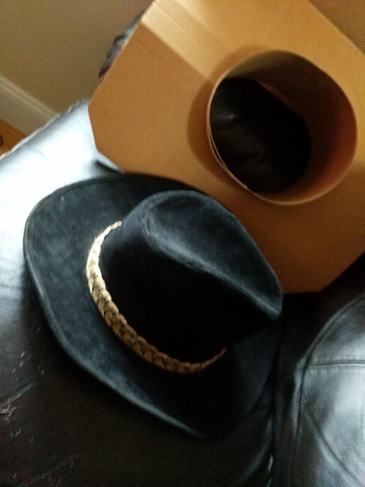 fe2e186ecf2f4 Smokey and the Bandit Stetson Hat
