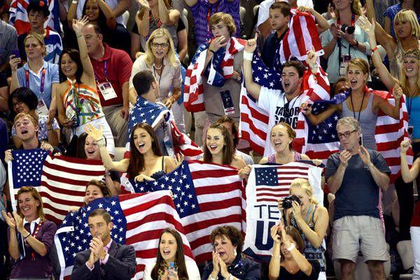 Best Fans Of The London Olympics Team Usa Team Usa Olympics Team Usa Basketball