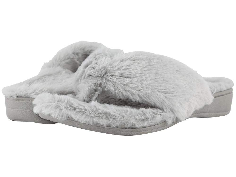 VIONIC Gracie Plush 6pm in 2020 Vionic, Slippers with
