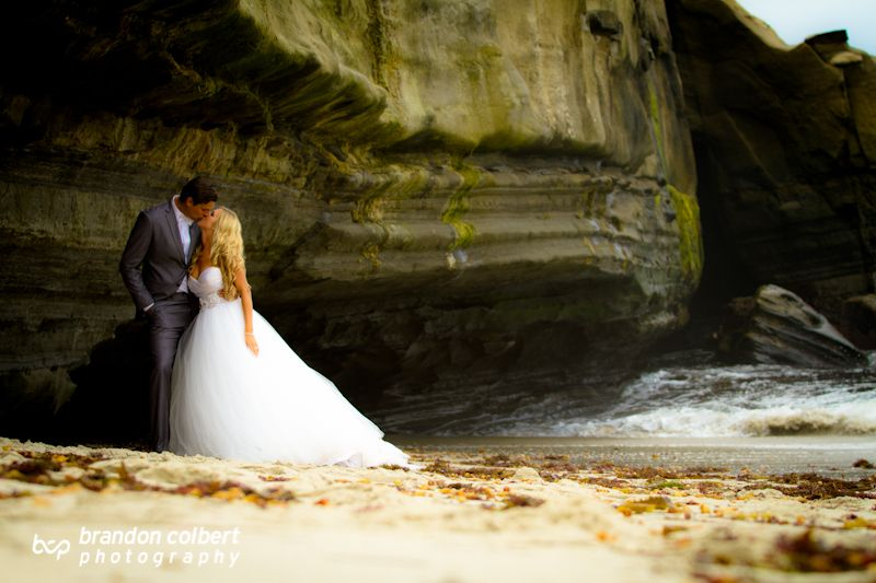 San Diego Wedding Photography. San Diego Wedding Photographer - Brandon Colbert. One Seven Agency.