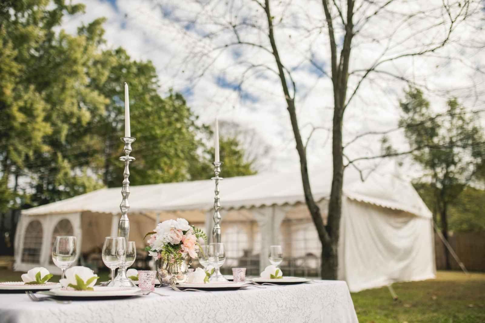 Country outdoor Michigan wedding venue - WeddingDay Exclusive Style ...