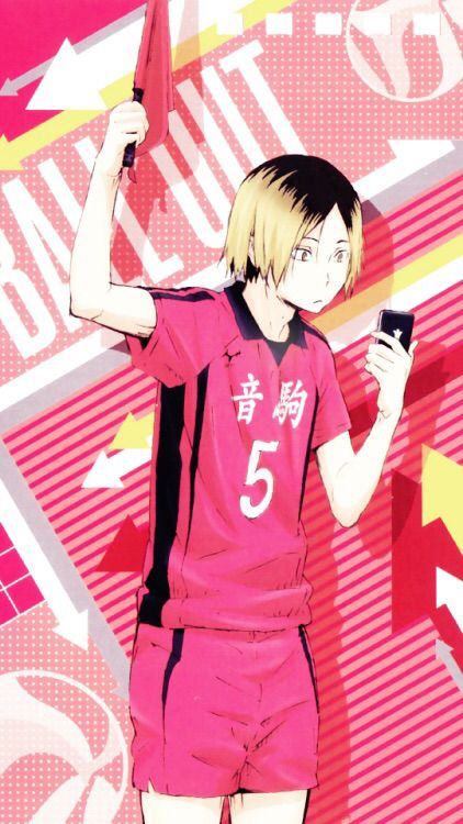 Haikyuu!! iPhone background. Kenma kozume, Haikyuu
