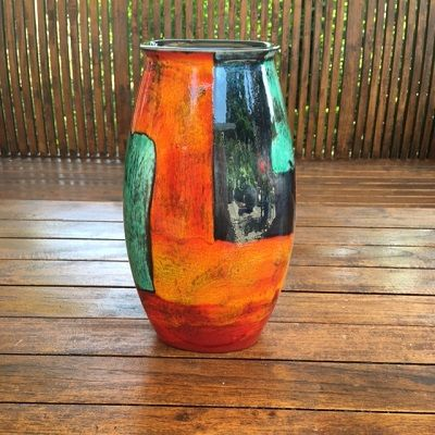 Poole Pottery Gemstones Manhattan Vase
