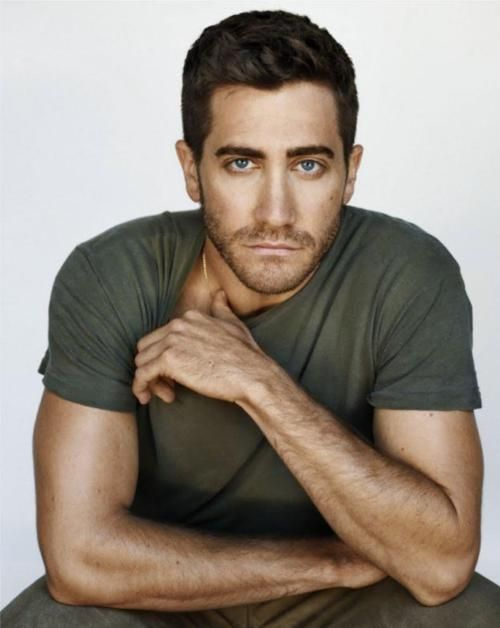 Jake Gyllenhaal,i started obsessing with him after Prince of Persia... GREAT, GREAT MOVIE...