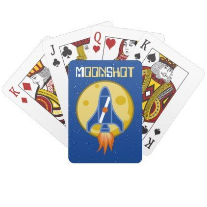 Official moonshot playing cards cyo customize design idea do it official moonshot playing cards cyo customize design idea do it yourself diy solutioingenieria Gallery