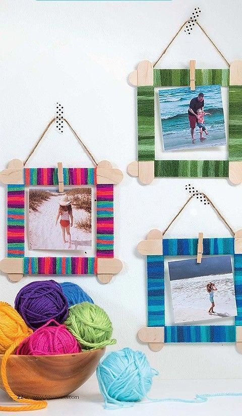 Photo of 100+ Popsicle Sticks Craft Ideas – As Told By Mom