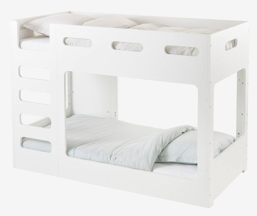 lits superposes bas fuji blanc pas cher