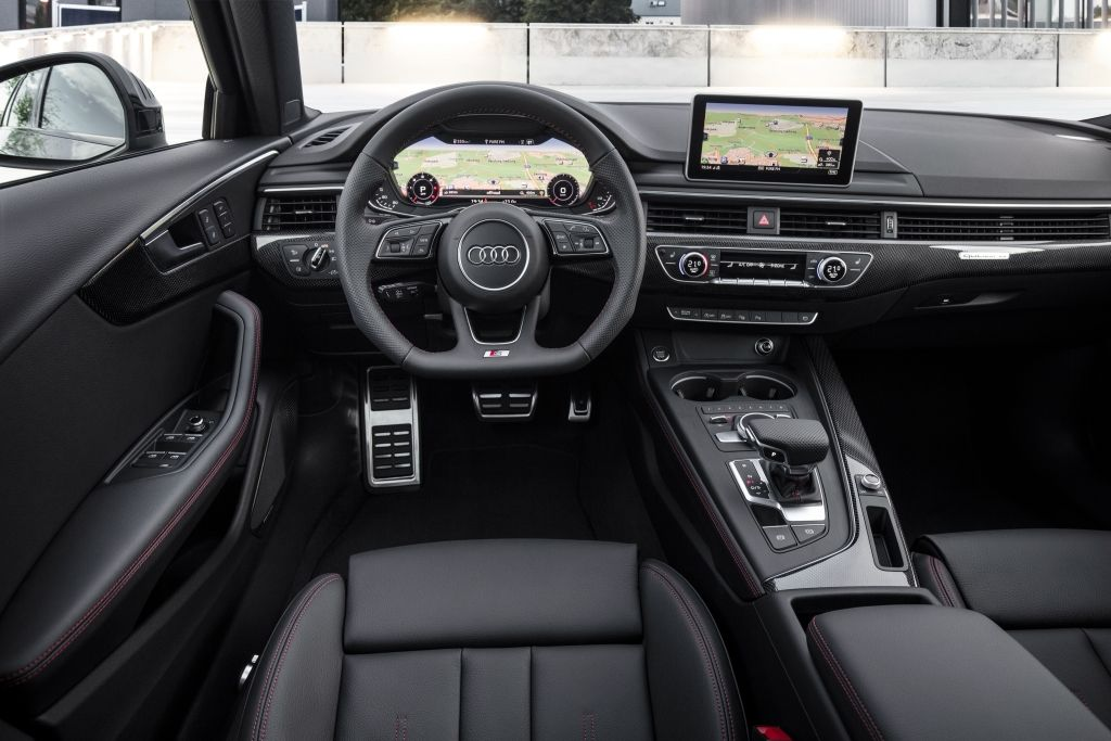 Dashboard Audi A4 Avant 3 0 Tdi Quattro S Line Black Edition B9 2017 Pr Audi A4 Avant Audi A4 A4 Avant