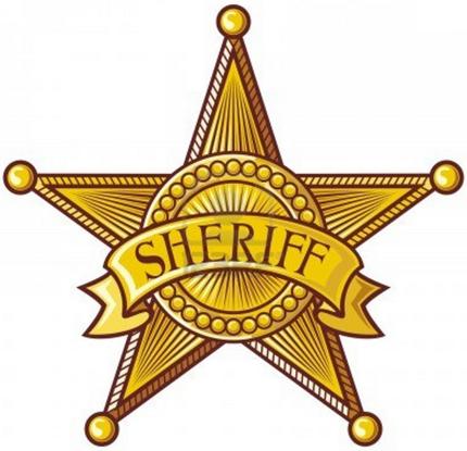 étoile du sheriff Etoile de sheriff, Etoile sheriff