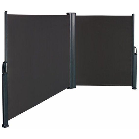 OBI VertikalMarkise Cordoba 2Seitig je 300 cm x 150 cm