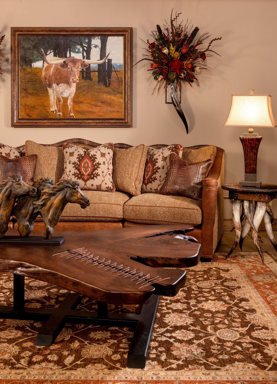 Branson Sofa Western Home Decor Elegant Traditional Living Room Mediterranean Home Decor