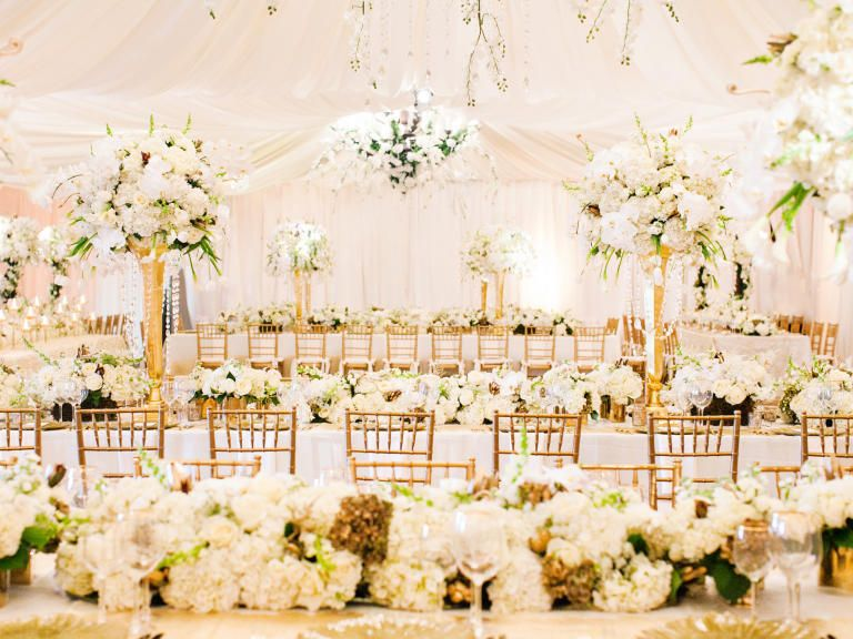 18 Of Our Favorite Over The Top Wedding Ideas