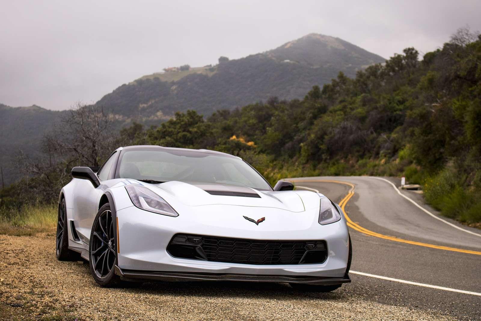 2018 Chevrolet Corvette Grand Sport Carbon 65 Review Into