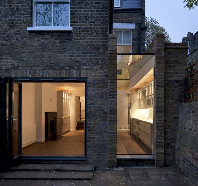 Kitchen Window Placement: Like The Flat Roof, The Height
