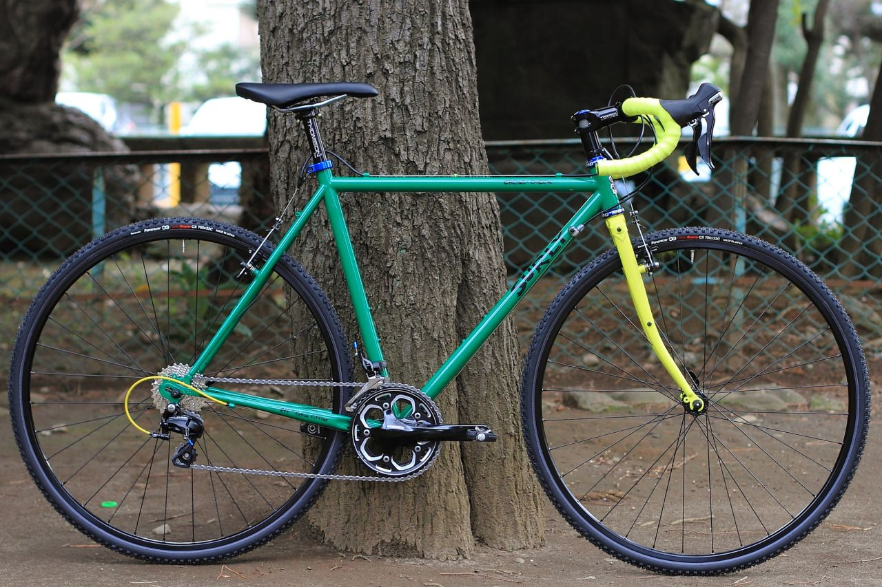 *SURLY*cross×check complete bike by BLUE LUG