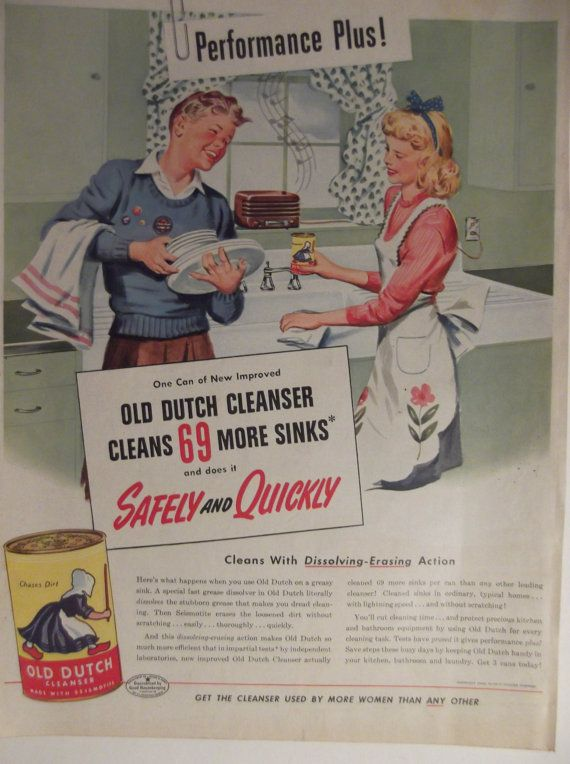 housecleaning ads