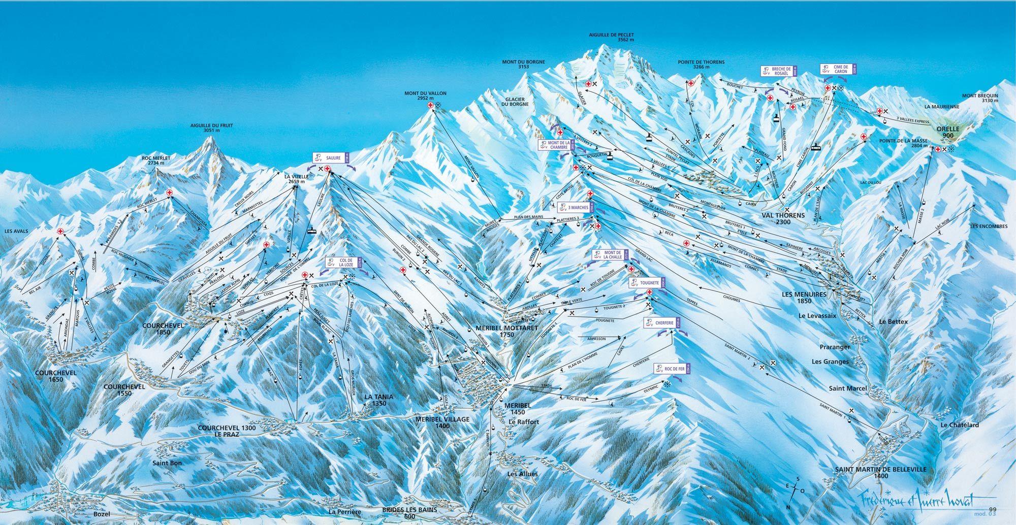 pin by basecamp ski and snowboard on meribel - the resort