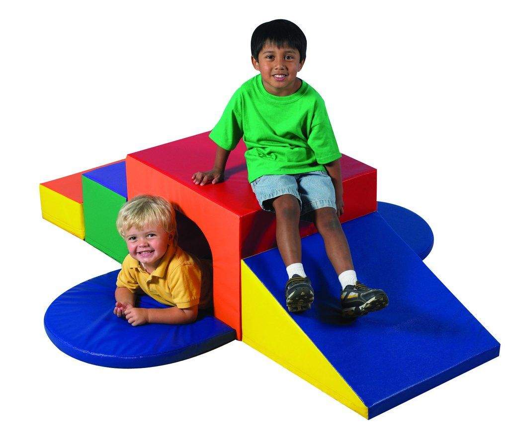 8829 Soft Tunnel Climber Soft Play Soft Play Equipment