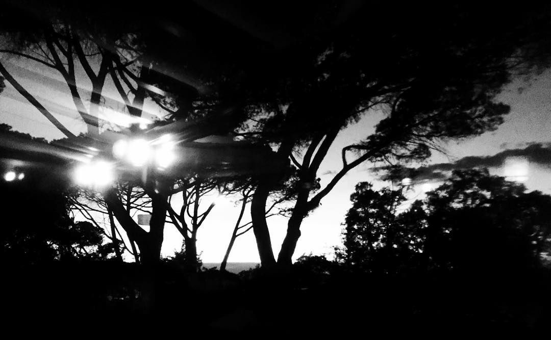 A restaurant with a view.  #labussola #puntaala ... #alessandrobianchi #photographer #blackandwhite #photography #bw #photo #welcometotheclub #inmyhead #goodvibes #black #sunset #nature #sky #amazing #igers #night #cool #location