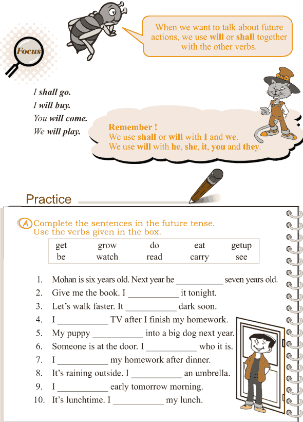 grade 3 grammar lesson 11 verbs the simple future tense 2 teaching grammar lessons. Black Bedroom Furniture Sets. Home Design Ideas
