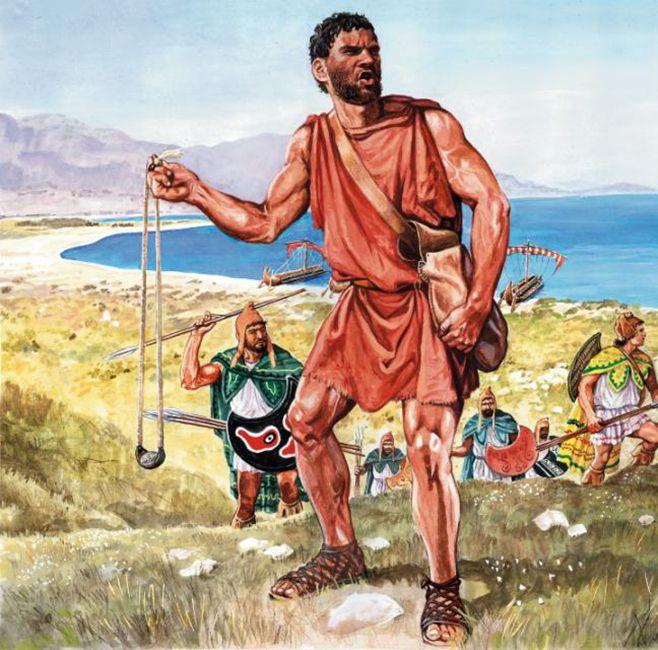 Thracian sphendonetai