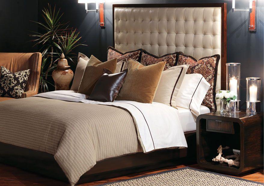 title | Custom Masculine Bedding