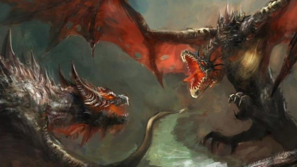 King Arthur S Wales A Land Of Legend Fantasy Dragon Dragon Fight Dragon Art