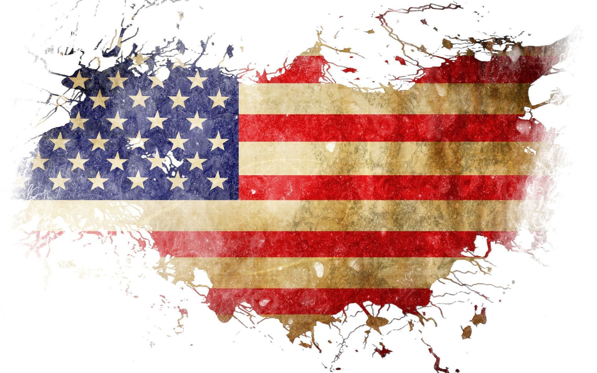 United States Flag Map Wallpaper Flag Wallpapers HD ...