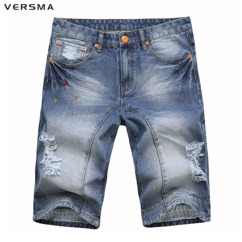 Cheap jeans for teenagers, Buy Quality jeans for teenagers boys directly  from China ripped jeans men Suppliers: VERSMA Mens Denim Shorts Mens Urban  Clothing ...