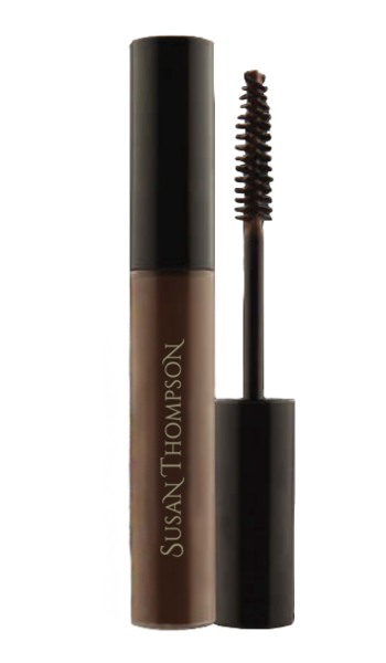 Help make brows appear more dense with our water resistant gel! It looks more realistic than pencil strokes because tiny fibers adhere to hairs to help bulk up skimpy brows!