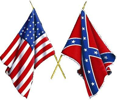 union and confederate flags for his115 final assignment history