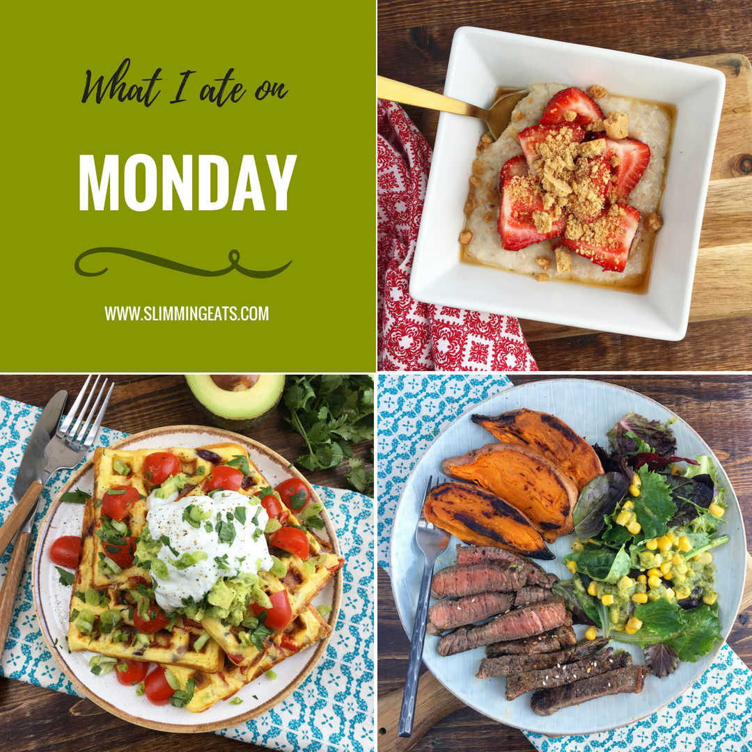 What I Ate This Week on Slimming World Week 6 My new