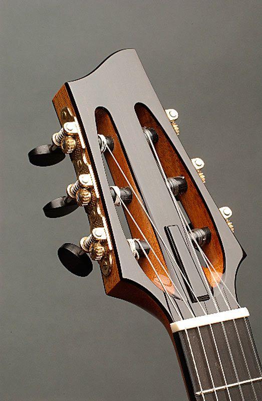 Mario Beauregard Guitar Builkder Luthier Montreal Canada Beauregard Guitars Luthier Guitar Guitar Building Guitar Design