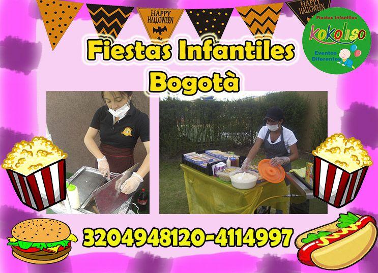 deliciosa comida y refrigerios para fiestas infantiles en eventos empresariales y fiestas infantiles llamanos aqui 3204948120-4114997