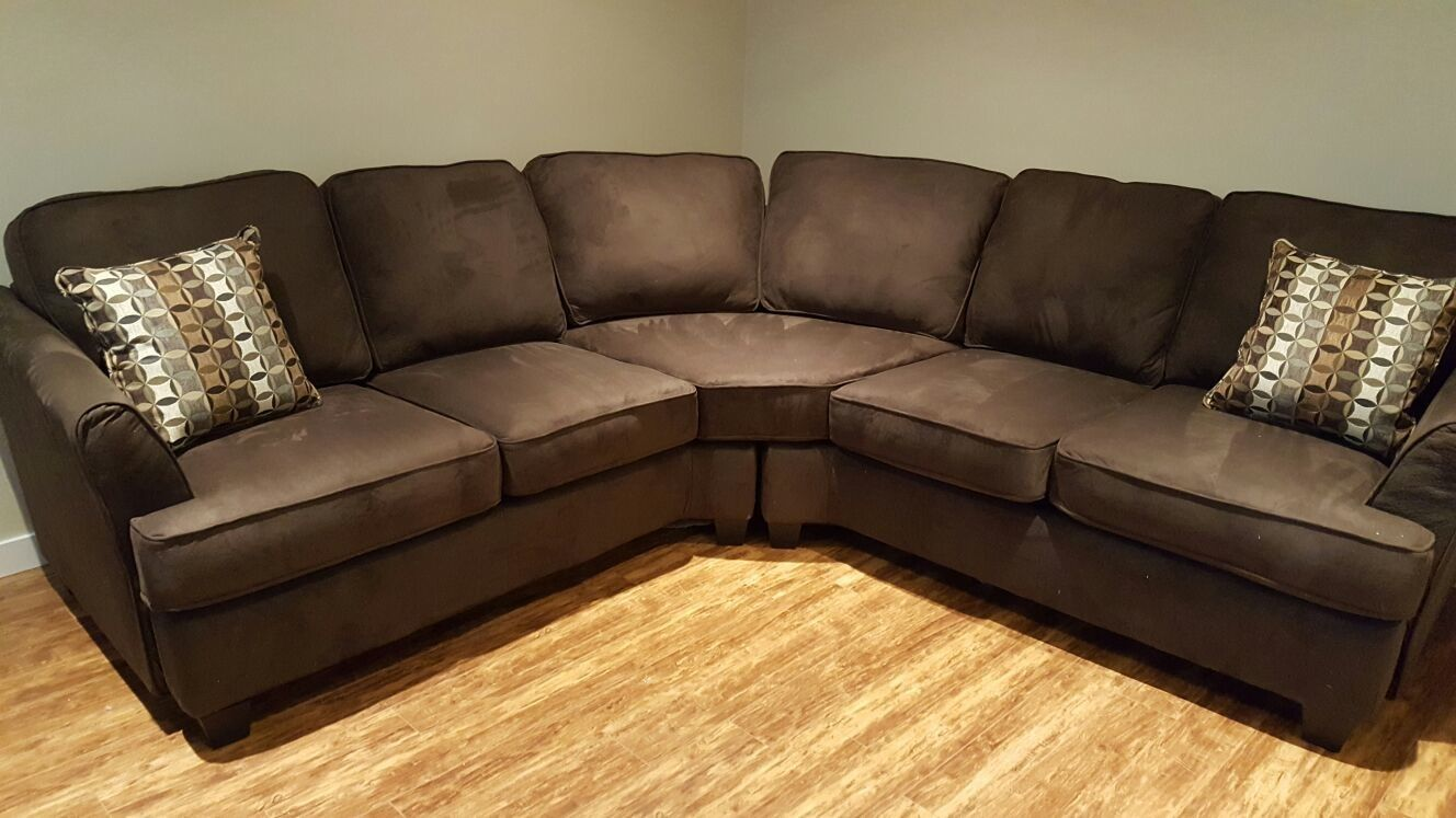 Phenomenal Brand New Beautiful Sectional Couch For Sale In Calgary Andrewgaddart Wooden Chair Designs For Living Room Andrewgaddartcom