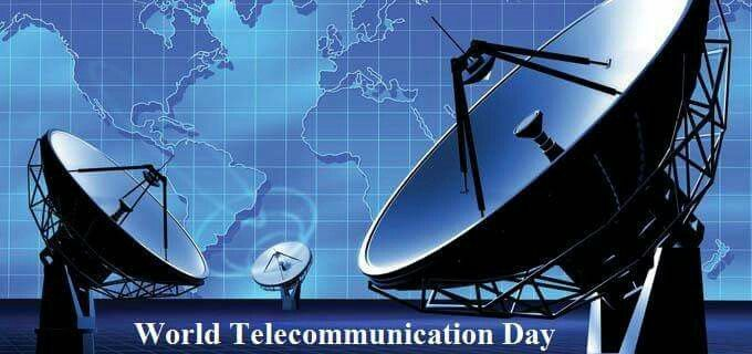 Image result for pic of World Telecom Day