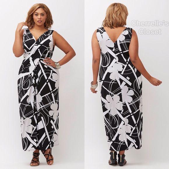 Size 26 white maxi dress