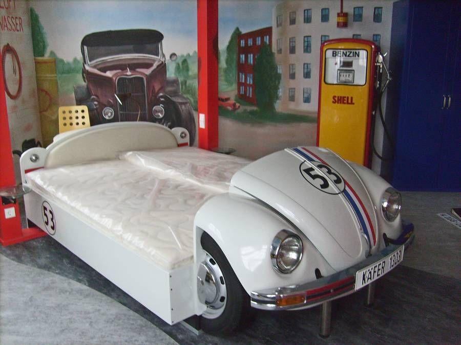 A Beetle Bed Benidorm Spain Espana Cool Beds Benidorm Automotive