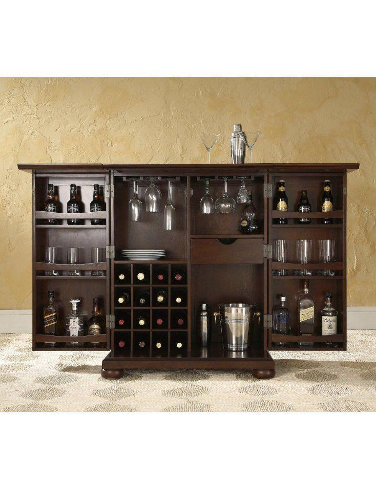 Mini bar bar pinterest mueble bar fachadas for Mini casa minimalista
