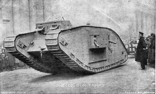 Wwi Tanks World war 1 tanks | WWI Tanks | Pinterest | Wwi