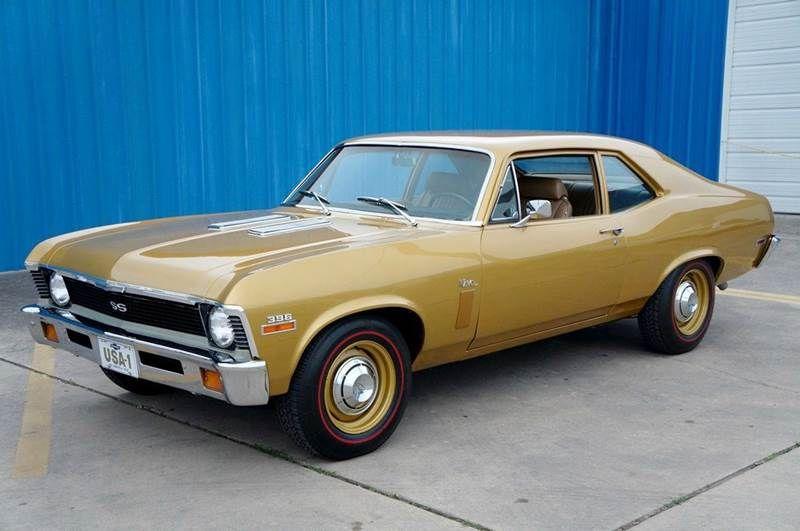 1971 Chevrolet Nova 35 Chevrolet Nova Chevrolet Classic Car Garage