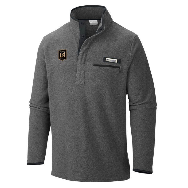 e0858017f2e2 LAFC Columbia Harborside Pullover Sweatshirt – Charcoal