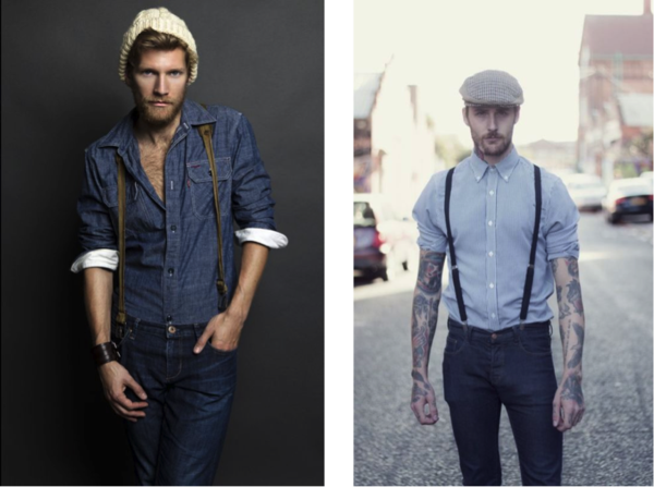 ece2579c1294 Style Guide: Suspenders for Casual Wear | Stylish Men | Style guides ...