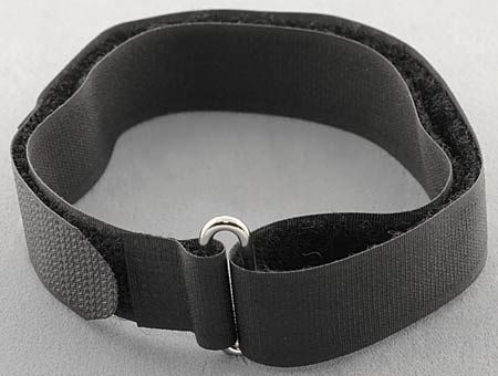 The Former Official Omega Speedmaster Velcro Watch Strap For Case