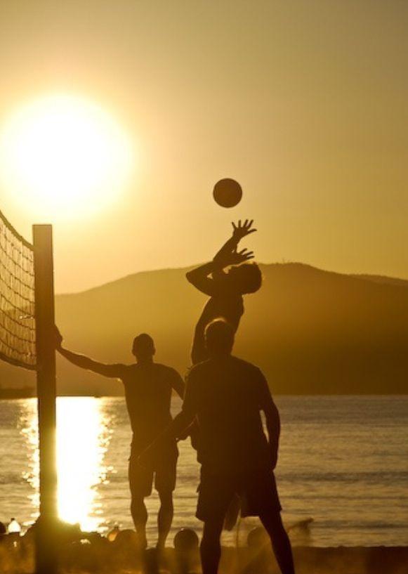 Lovely Volejbol Vdohnovenie