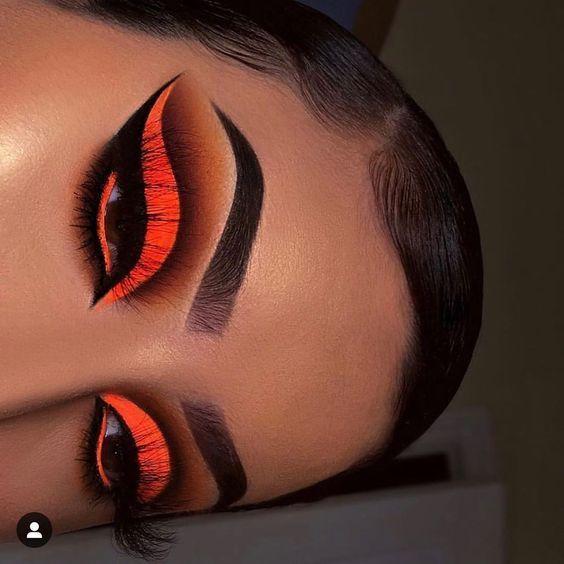 22 Schöne intensive Herbst Make-up-Looks   – Stuner makeup