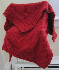 Amirah baby blanket